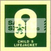 Child's Lifejacket, Marine use.