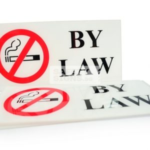 No Smoking By Law