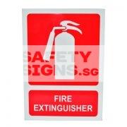 Fire Extinguisher. ALU