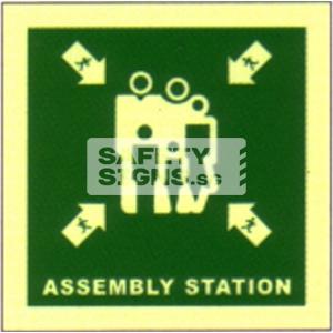 Assembly Station, Marine use.