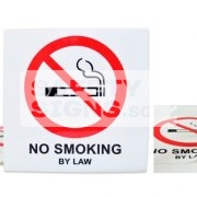 No Smoking. Vinyl Sticker.