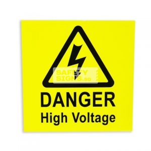 Denger High Voltage .Suitable for indoor use.
