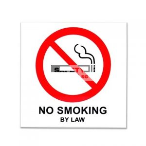 No Smoking By Law .Suitable for indoor use.