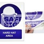Hard Hat Area. VNL