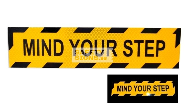 Mind Your Step (W145_DGS)