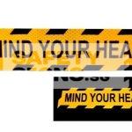 Mind Your Head (W148_DGA)
