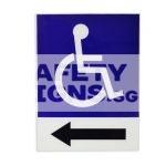 Handicap Sign (TH004_ACR)