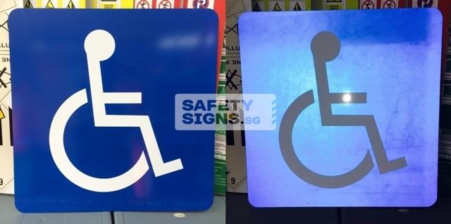 Handicap (LTA005_ALU)