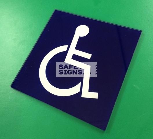 handicap Label (LL057_ACR)