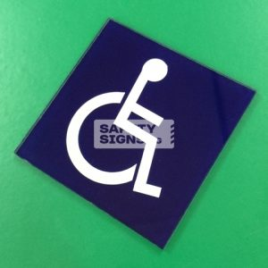 handicap Label (LL055_ACR)