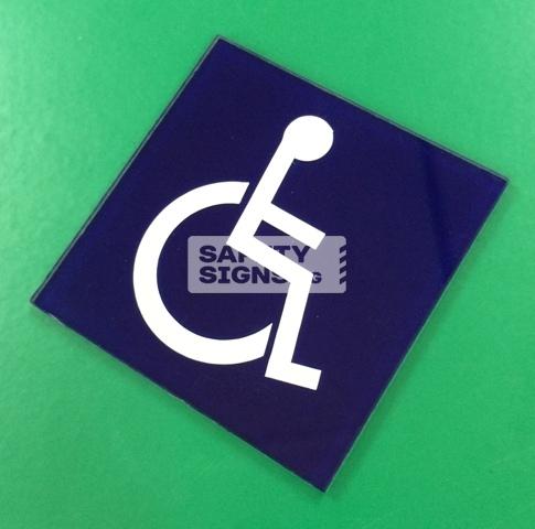 handicap Label (LL059_ACR)