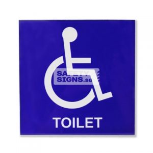Handicap Toilet (TH007_ACR)