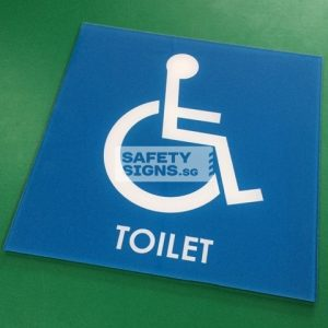 Handicap Toilet (TH006_ACR)