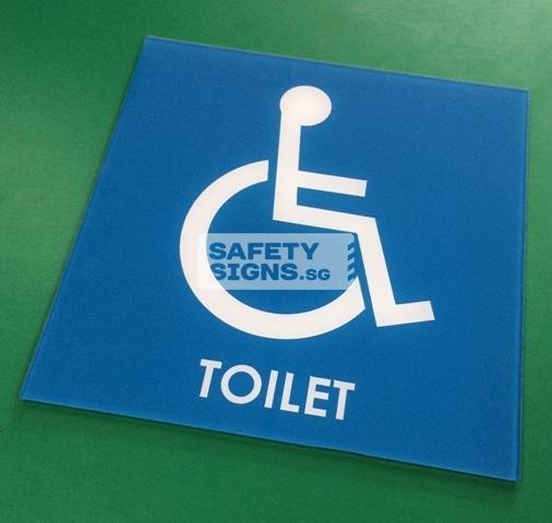 Handicap Toilet (TH006_ACR)