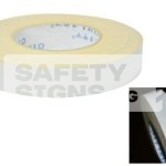 Reflective Tape Solid - White