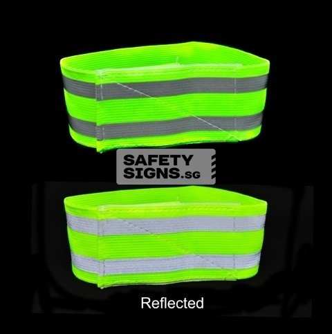 Reflective Safety Arm Band