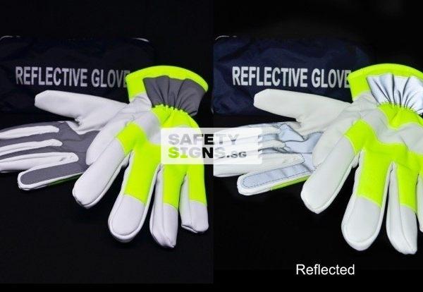 Safety Reflective Gloves