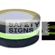 Anti Slip Tape Black Luminous (ASTBLUMI_001)