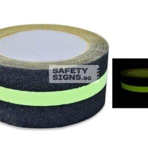 Anti Slip Tape Black Luminous (ASTBLUMI_001)
