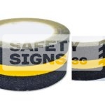Anti Slip Tape Black Reflective (ASTBR_001)